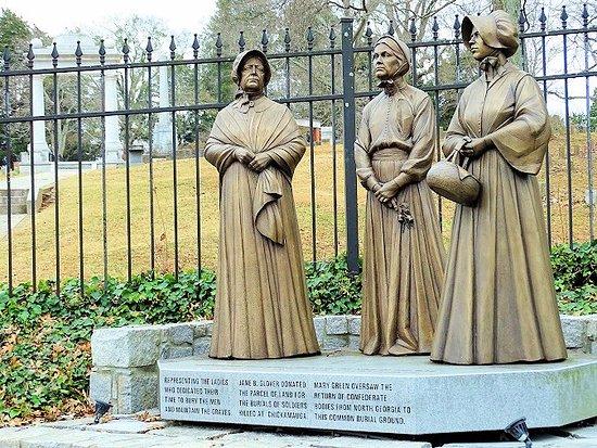Marietta Confederate Cemetery: cemetery