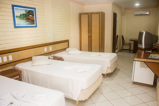 Marbello Ariau Hotel: Apartamento Standard Triplo