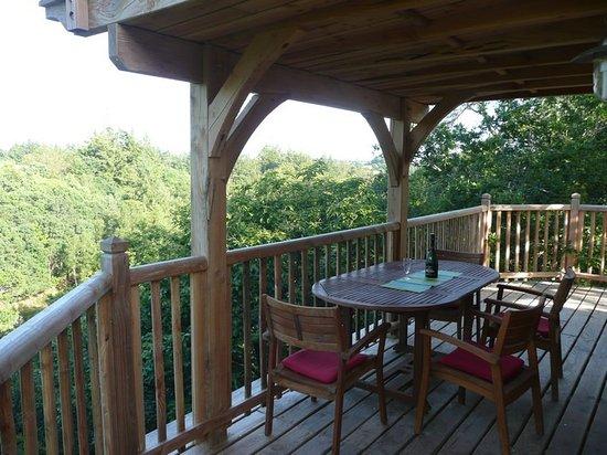 cabane canop e lodge photo de vallee de pratmeur quistinic tripadvisor. Black Bedroom Furniture Sets. Home Design Ideas