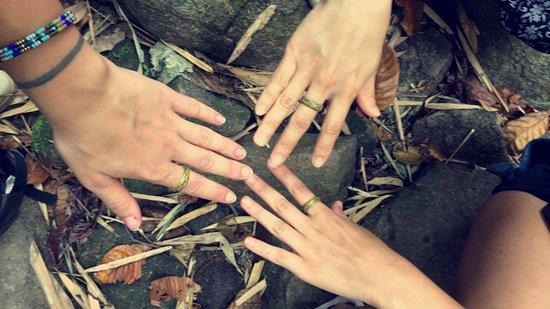 Chai Machete Tours: Bamboo ring