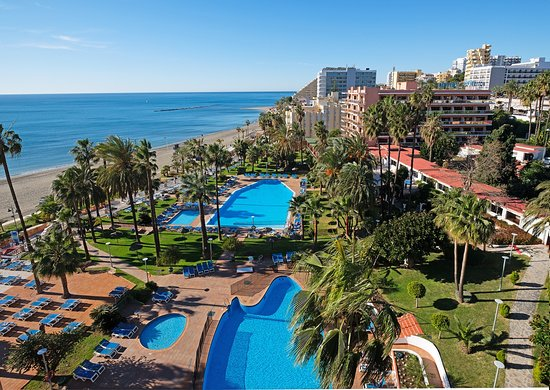 Hotel Triton Benalmadena Reviews