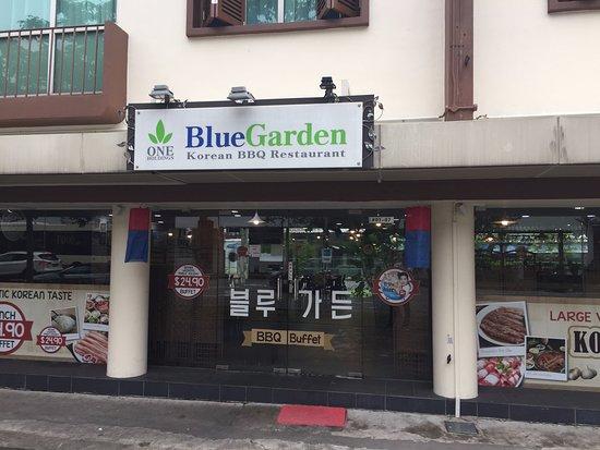 Link Hotel: Korean Restaurant nearby (breakfast and dinner)