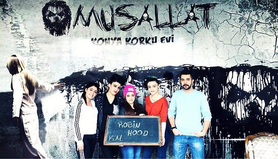 Konya Korku Evi Musallat