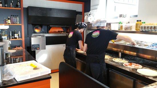 Sene, France: la cuisine