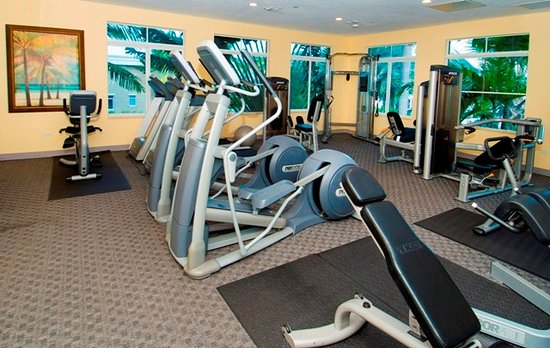 Beachcomber Grand Cayman: State of the Art FItness Centre w/ TV open 5 am - 10 pm