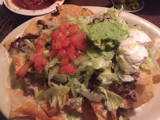 Review Of Las Brasas Mexican Grill