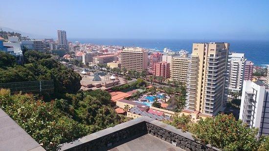 Wiews of puerto de la cruz picture of smartline teide mar puerto de la cruz tripadvisor - Hotel teide mar puerto de la cruz ...