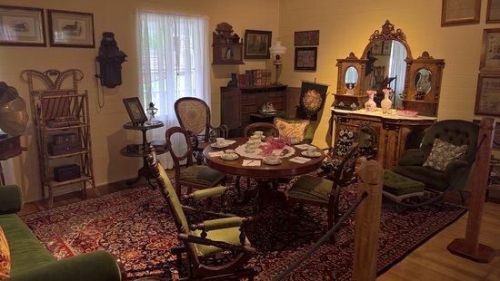 Herberton, Australia: Elderslie House sitting room