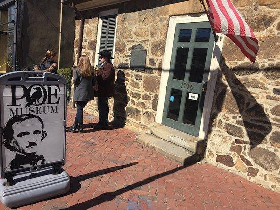 Photo of Historic Site Edgar Allan Poe Museum at 1914-16 E Main St, Richmond, VA 23223, United States