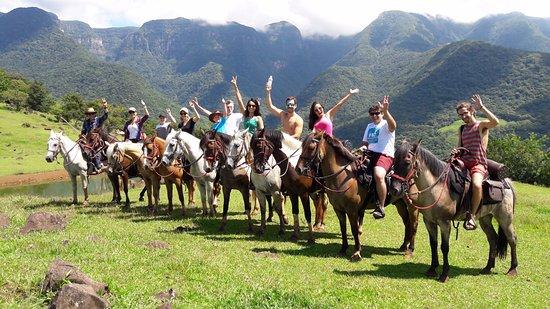 Cavalgada Turística Vale dos Canyons