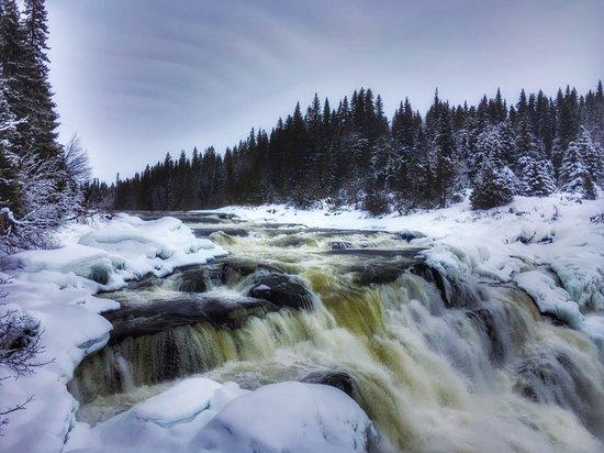 Duved, Suecia: Underbart