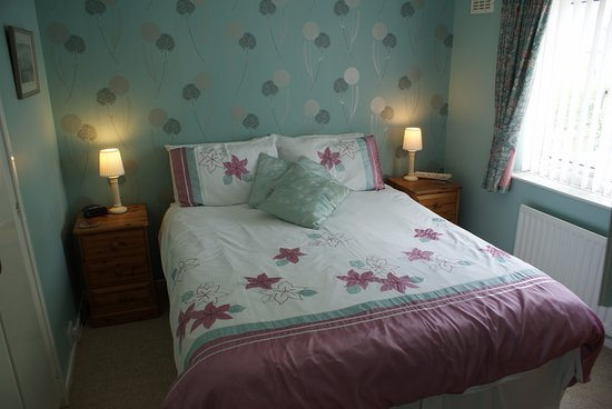 Longhoughton, UK: Bedroom 1