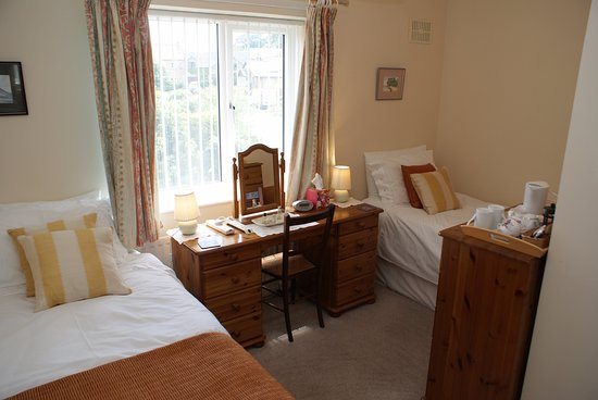 Longhoughton, UK: Bedroom 2
