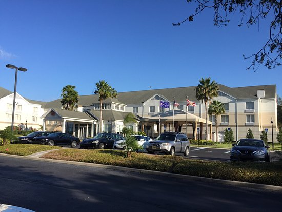 Hilton Garden Inn - Orlando North/Lake Mary: Nice