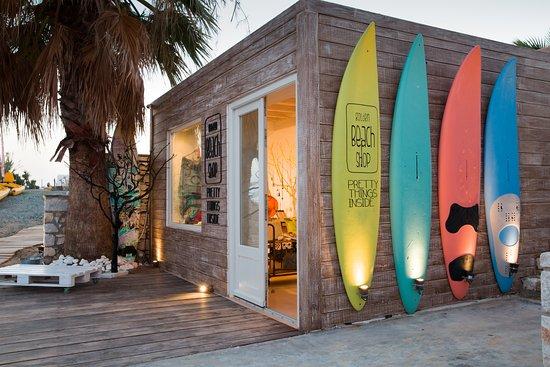 Golden Beach shop