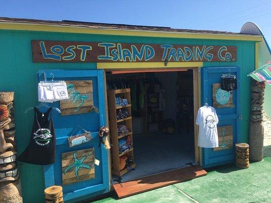 Lost Island Trading Company