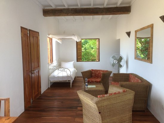 Chintheche, Malawi: The upper tower lounge