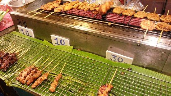 Lamai Beach, Thailand: курица