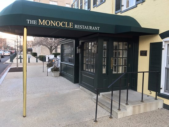Monocle Restaurant Washington Dc Reviews