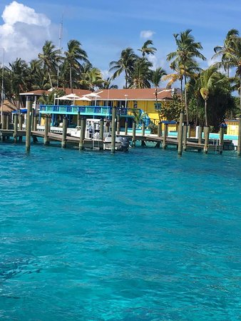Bimini: Getting here from the ferry