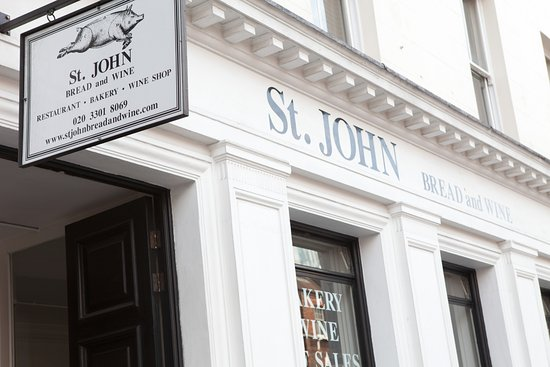 Photo of St. John Bread and Wine in London, , GB