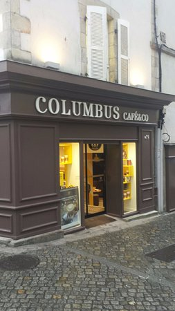 Columbus caf co quimper astor coment rios de - Restaurante astor ...