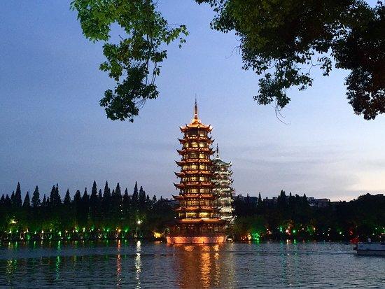灕江大瀑布飯店照片