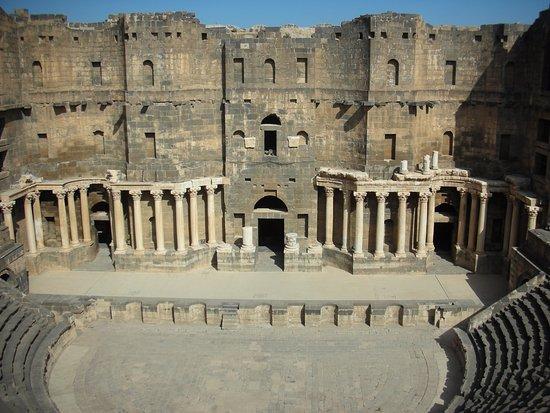 بصرى, سوريا: Bosra, Siria