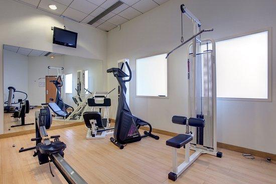 Jouy en Josas, France: Salle fitness