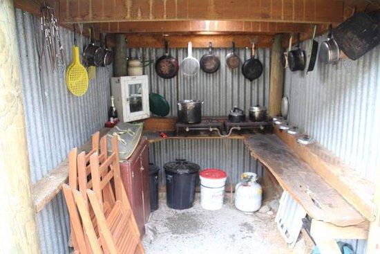 Fairlie, New Zealand: Kitchen