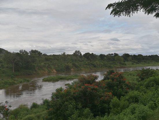 Malelane, แอฟริกาใต้: The Deck