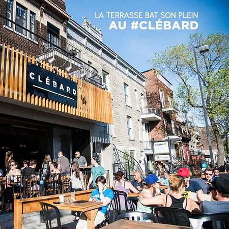 Photo of Bar Clebard Montreal at 4557 Rue St-denis, Montreal H2J 2L4, Canada