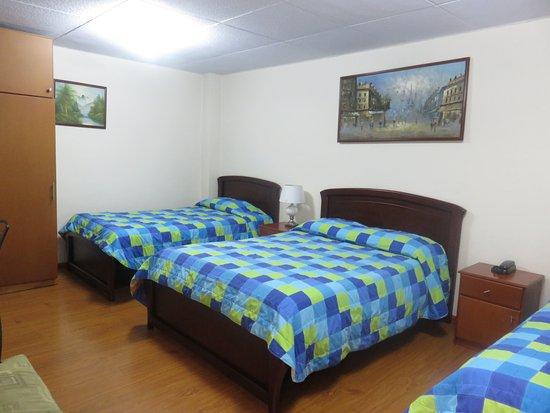 HOTEL RÍOS DEL VALLE (Cuenca, Ecuador): opiniones, comparación de precios y fotos del pequeño hotel - Tripadvisor