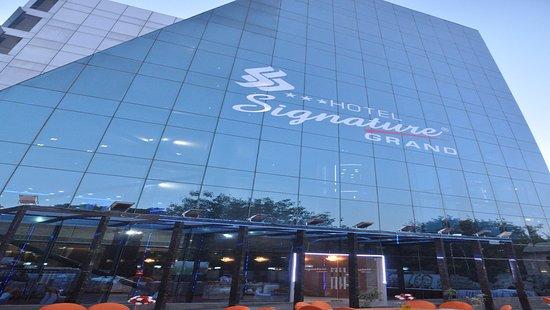Window View - Picture of Hotel Signature Grand, New Delhi - Tripadvisor