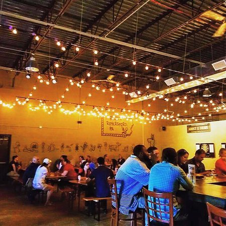 Royersford, Pensilvania: Stickman Brews Taproom