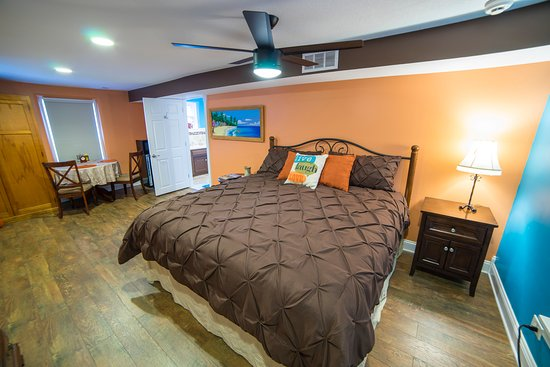 Excelsior Springs, MO: Caribbean King Suite