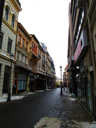 Photo of Historic Site Lipscani at In The Heart Of Old Town, Bucharest 030037, Romania
