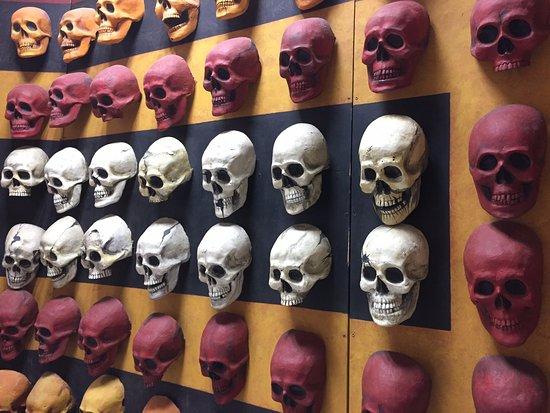 Museo de Antropologia e Historia de Baja California Sur: Bookstore Art