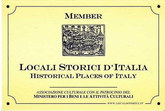 Valdagno, Ιταλία: Facciamo parte dei LOCALI STORICI ITALIANI qui sotto trovate il Link della pagina