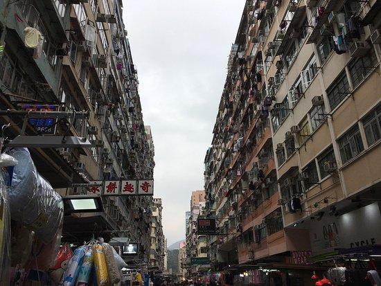 Photo of Monument / Landmark Fa Yuen Street at 九龍中心附近, Hong Kong, Hong Kong