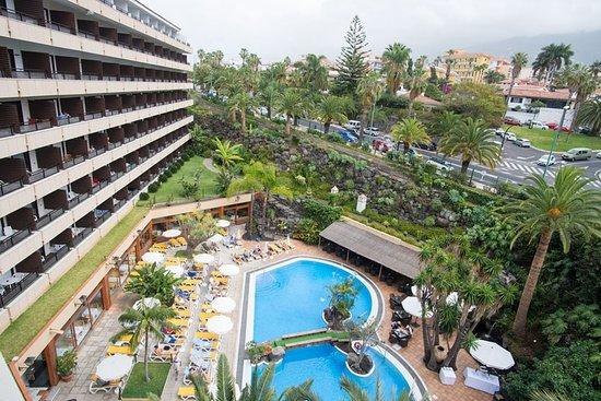 Resultado de imagen de hoteles puerto cruz