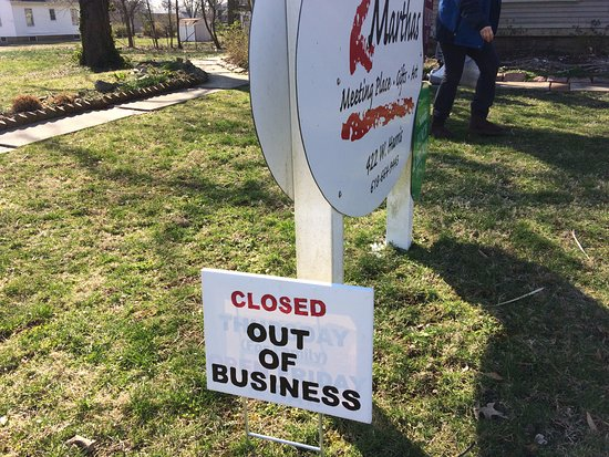 Greenville, IL: We are OUT OF BUSINESS