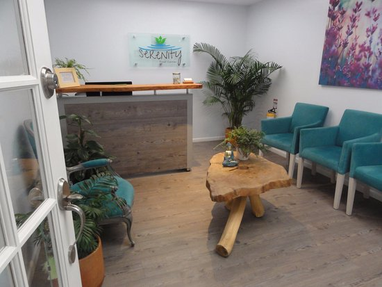 Serenity Float Center