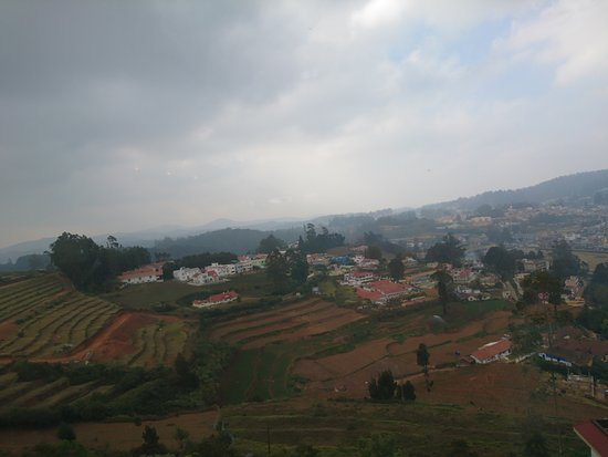 Ooty - Elk Hill, A Sterling Holidays Resort: The beautiful landscape of Ooty