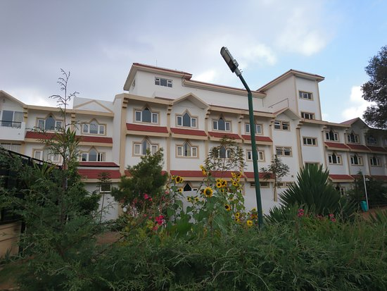 Ooty - Elk Hill, A Sterling Holidays Resort: Front View of the Hotel