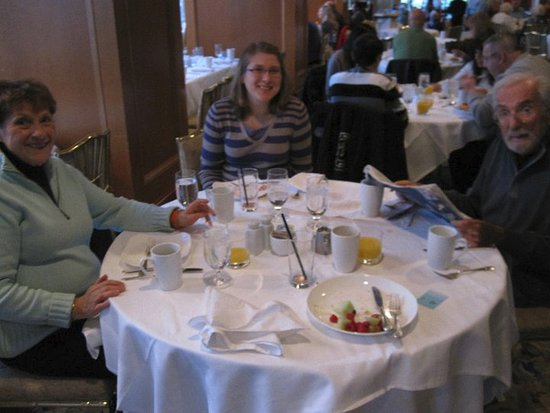 Short Hills, Nueva Jersey: Easter Brunch