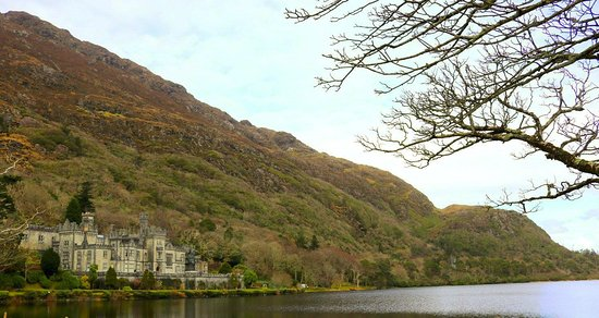 Kylemore, Ireland: The Abbey
