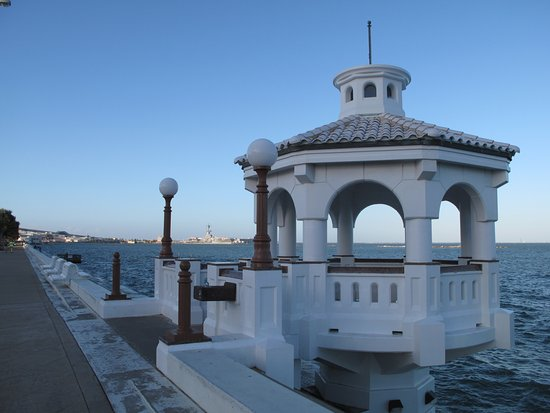 Corpus Christi Downtown Seawall