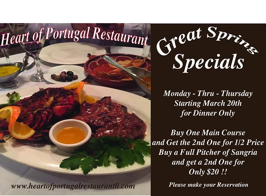 Mineola, NY: Great Spring Specials,