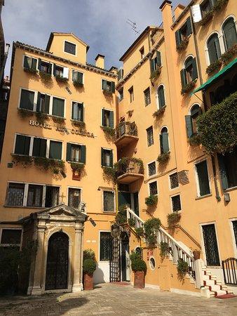 Hotel Al Codega: Facciata
